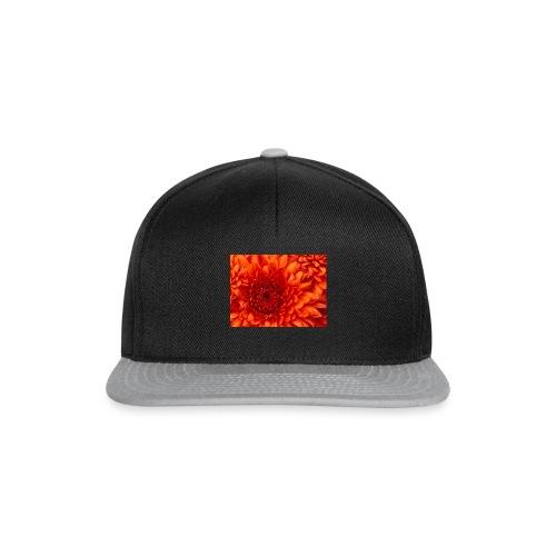Chrysanthemum-jpg - Snapback Cap