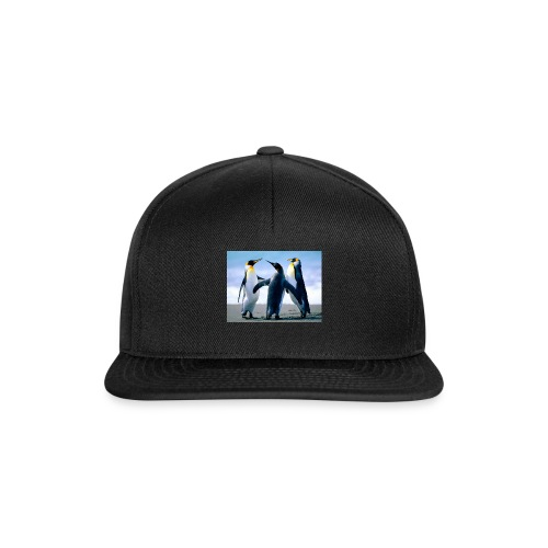 Penguins - Snapback-caps