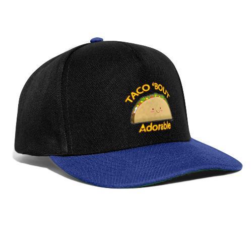 taco - Snapback Cap