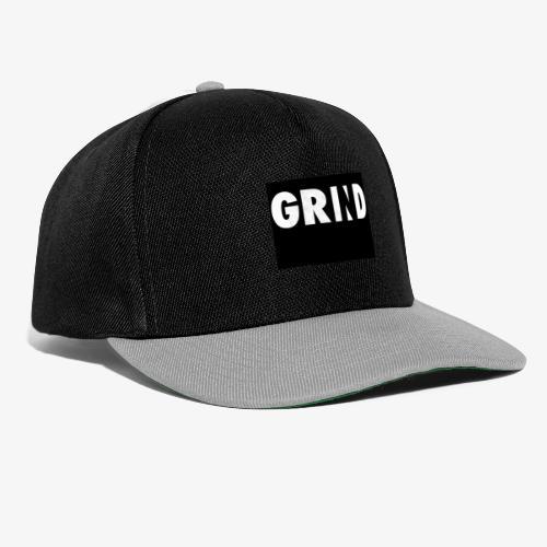 Grindmen - Snapback Cap