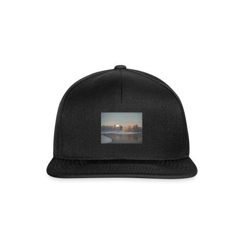 Talvinen Joensuu - Snapback Cap