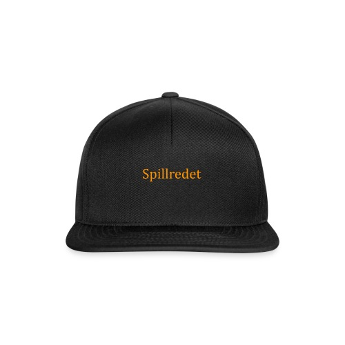 Spillredet - Snapback-caps