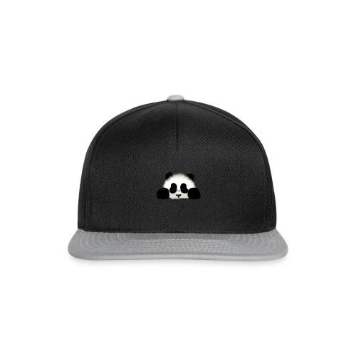 panda - Snapback Cap