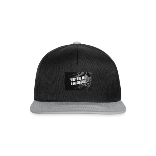 Black and White - Snapback-caps