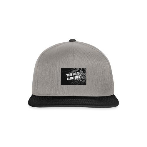 Black and White - Snapback-caps