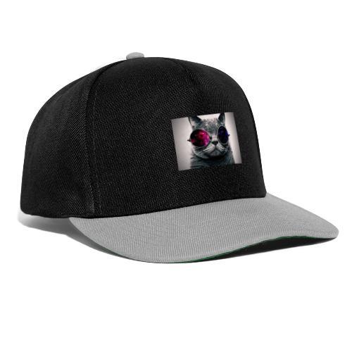 Cool Cat Merch! - Snapback Cap