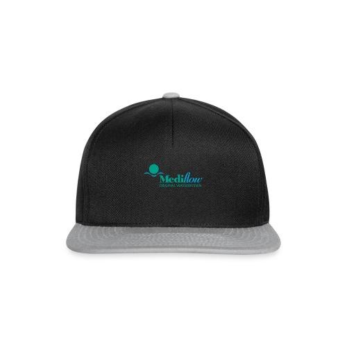 Mediflow Logo - Wasserkissen - Snapback Cap