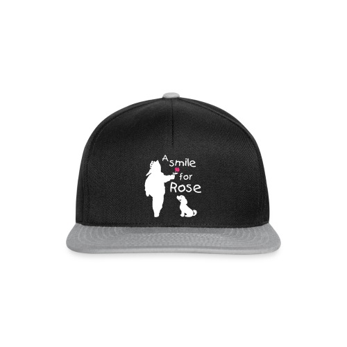A Smile for Rose - Snapback Cap