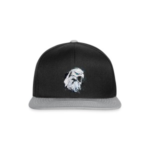 David Pucher Art Adler - Snapback Cap