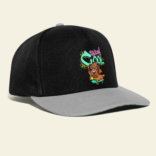 Stay Cool! - Snapback Cap