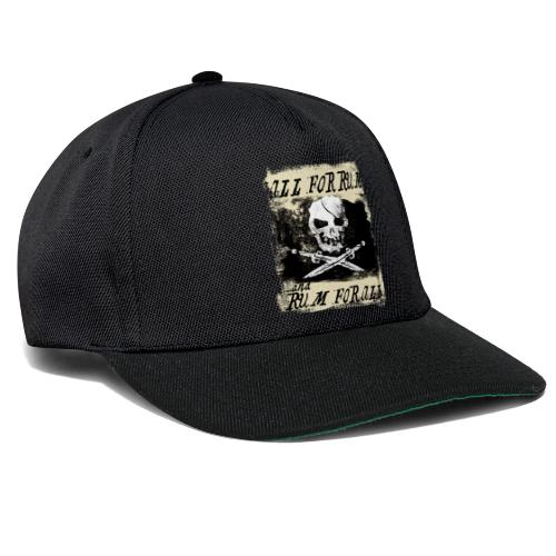 All For Rum and Rum For All - Snapbackkeps