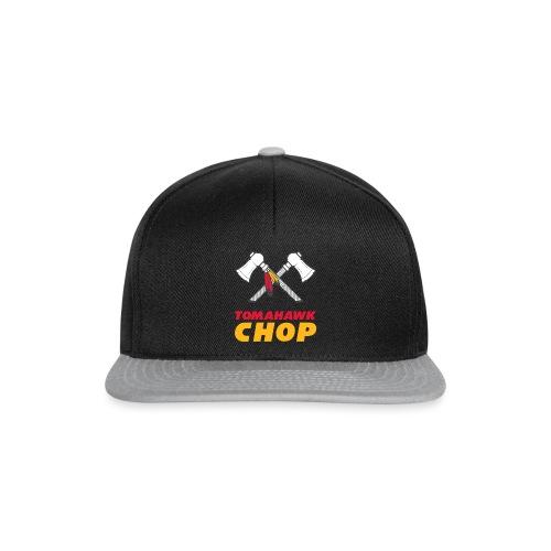 Tomahawk Chop - Snapback Cap