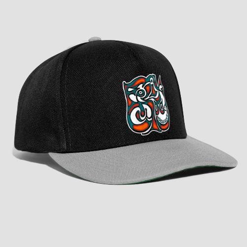 Felix Culpa Designs square logo - Snapback Cap