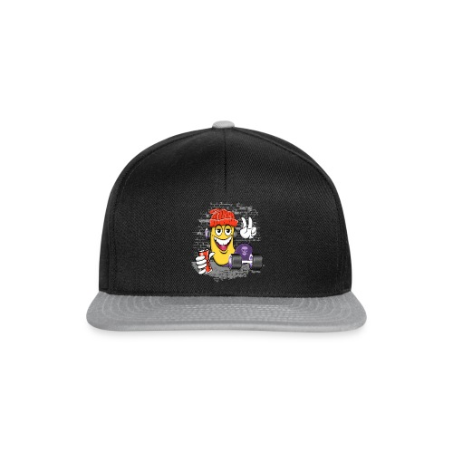 Cool Street Skater Textiles, Gifts, Products - Snapback Cap