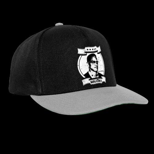 Malcom X Classic - Snapback Cap