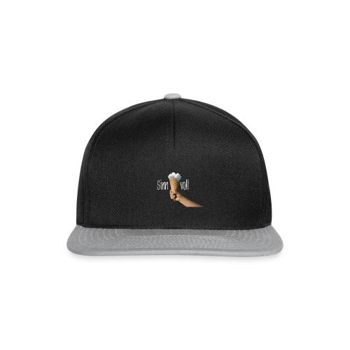 Sinnvoll Logo - Snapback Cap
