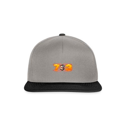 FranX73 logo NEW - Gorra Snapback