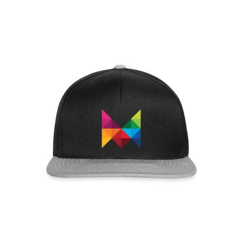m logo001 png - Snapback Cap