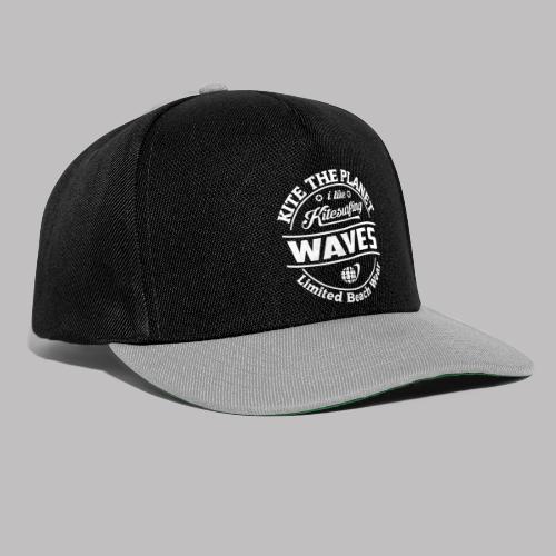 waves water ktp - Snapback Cap