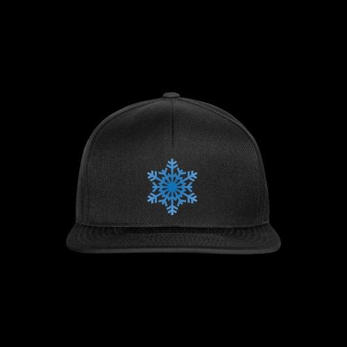 Snowflake - Snapback Cap
