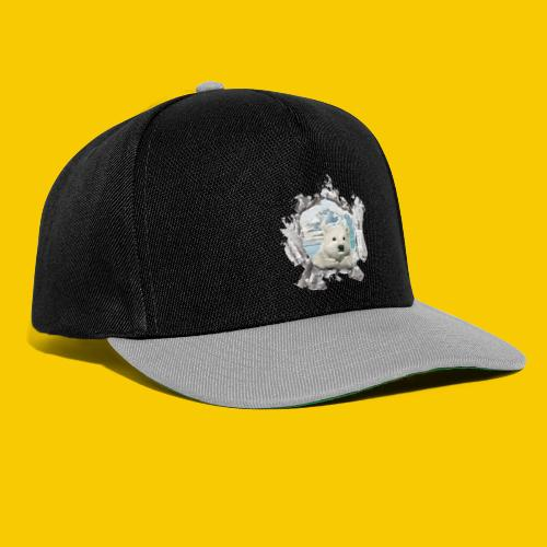 OURS - Casquette snapback