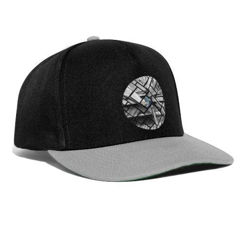 Segelschiff Grafisches Design - Snapback Cap