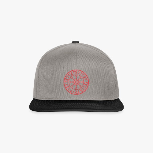 Helm of Awe Aegirsjhalmr - Snapback Cap