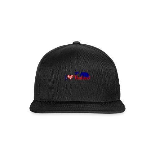 I love Thailand - Snapback Cap