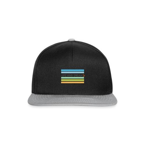 Colores y letras - Gorra Snapback
