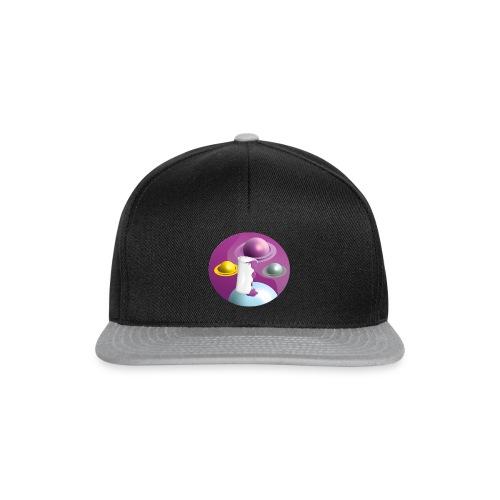 Lean Codein Design Print, Hip-Hop/Street - Snapback Cap