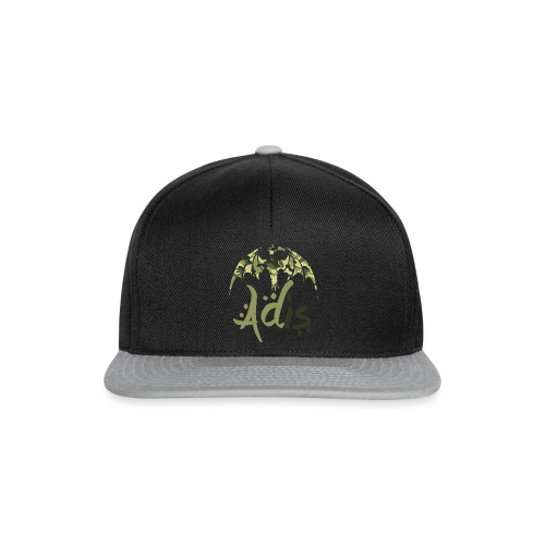 draaakcamo png - Snapback cap