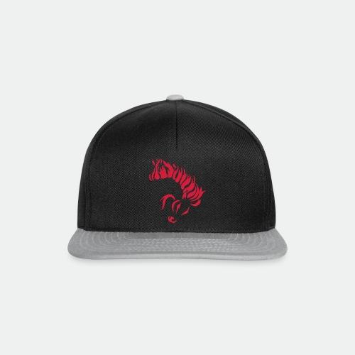 Horse of Fire - Snapback Cap