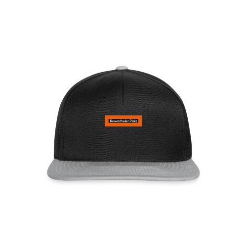 Rosenthaler Platz - Snapback Cap