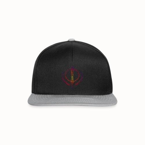 T-shirt sikh khanda encompassing world religions - Snapback Cap
