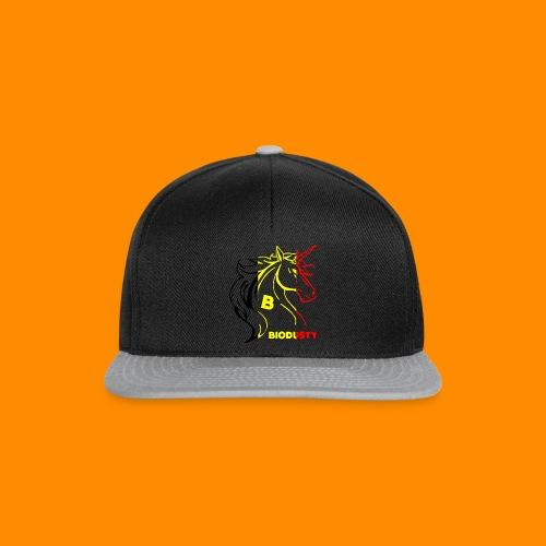 belgian biodusty unicorn hoodie unisex - Snapback cap