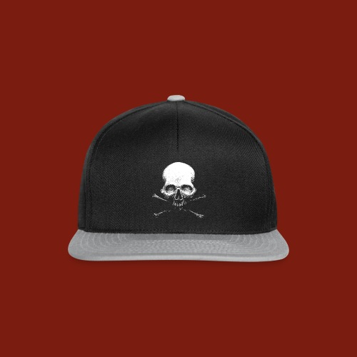Old Skull - Snapback Cap