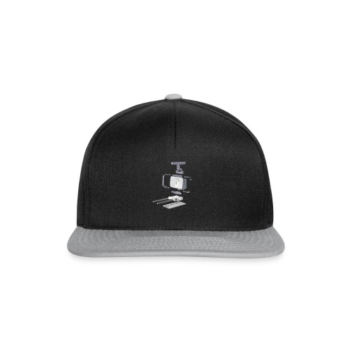VivoDigitale t-shirt - Blackmagic - Snapback Cap