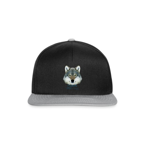 Stark wolf - Snapback Cap