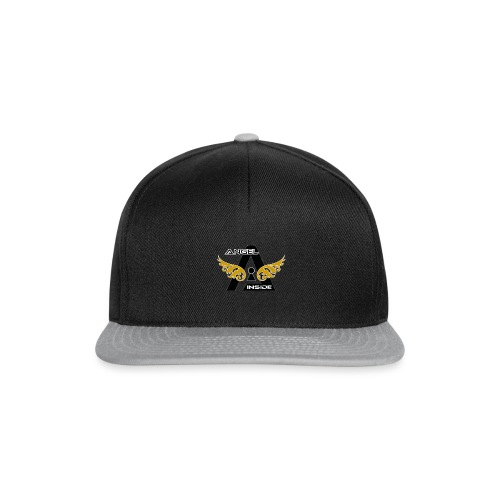ANGEL INSIDE2-01 - Snapback Cap