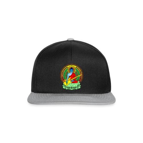 Rock'n'Roll Buddha - Snapback Cap