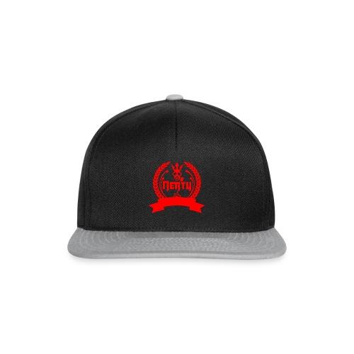 nerty logo rouge - Casquette snapback