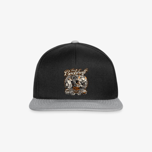 Team Backdraft, 20 years of Pulling. - Snapback cap
