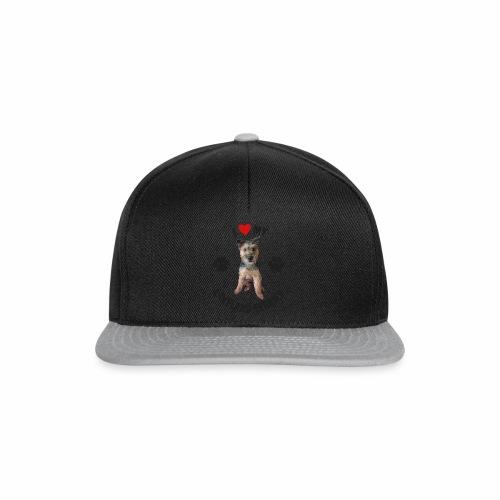 I heart my lakeland terri - Snapback Cap