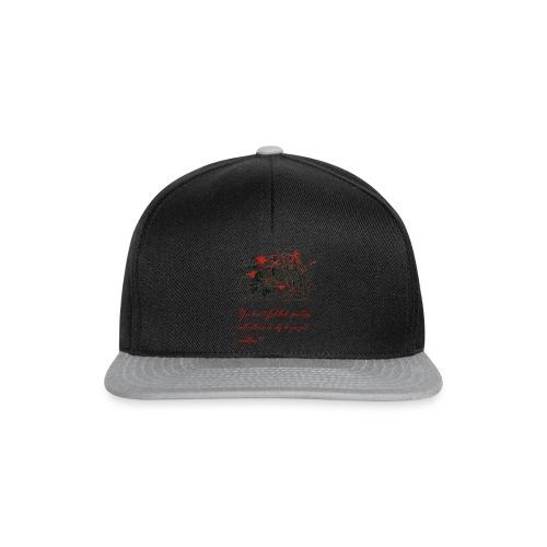 Don't feel worthless - Snapback Cap