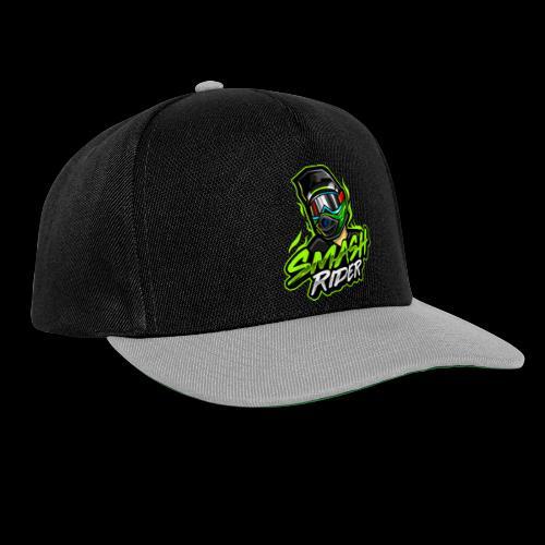 SmashRider Green - Snapback Cap