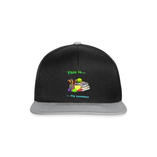 Maglietta esami 2019 - Snapback Cap