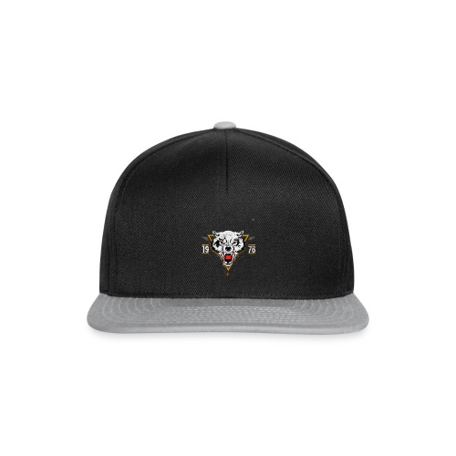 wolf since 1976 - Casquette snapback