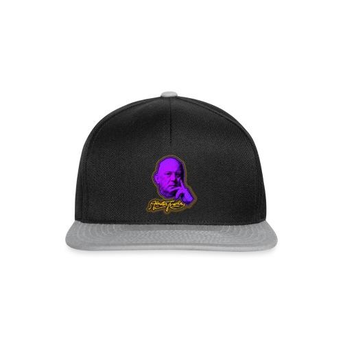 Aleister Crowley - Snapback Cap