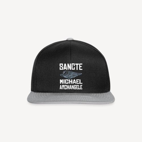SANCTE MICHAEL ARCHANGELE - Snapback Cap
