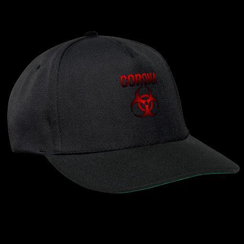 Corona Virus CORONA Pandemie - Snapback Cap